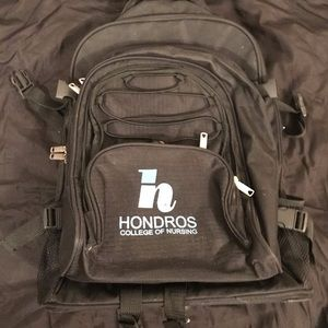 Handbags - Hondros Rolling Backpack